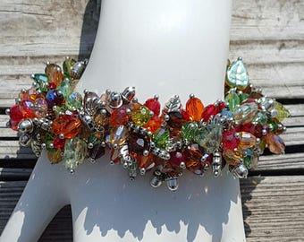 Leaf Bracelet, Free Shipping