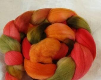 CC17/162 Handdyed Merino Wool Tops