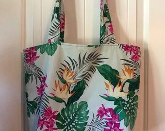 Hawiian Tote Bag