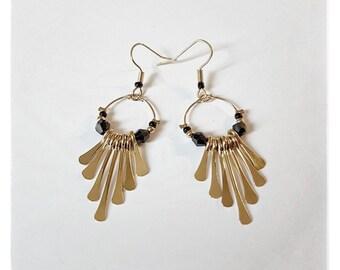 "Earrings ""Kinta"""