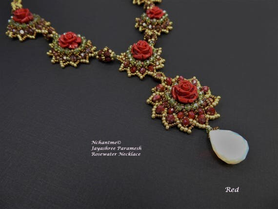 Rosewater Necklace Kit