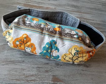 ADD a Carrier Storage bag to your set. Ergo 360, Tula, Lillebaby, Kinderpack,  MJ.  Reversible and Snap-on .