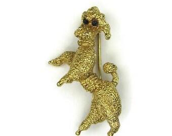 Panetta Poodle Pin