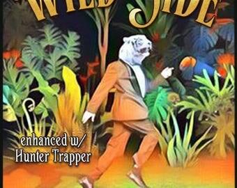 Wild Side w/ Hunter Trapper - Pheromone Enhanced Fragrance for Men - Love Potion Magickal Perfumerie - Pherotine 2018