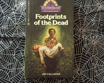 Footprints of the Dead (Twilight #14 Young Adult Novel by Jay Callahan)