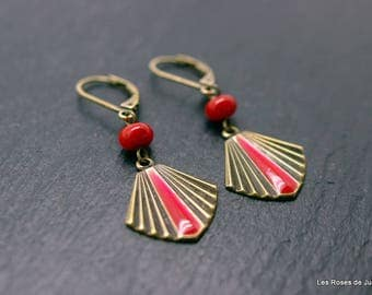 Cassandra Deco earrings, earrings