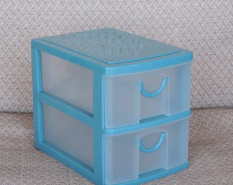 NEW STOCK! Dollhouse Accessory Storage Drawers for American Girl Dolls, 18, 16 and 14 inch dolls