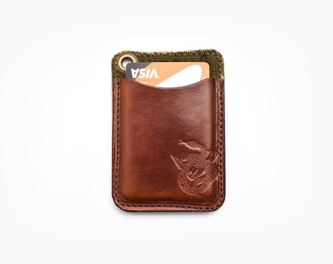 The Short Fold Wallet