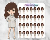 Isabella- Sweater Dress Stickers -170