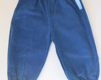 Baby Pants, Baby Harem Pants, Harem Pants, Cord Pants, Baby Trousers