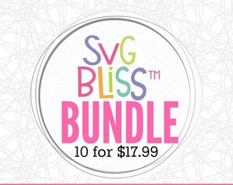 SVG Bundle- Custom Bundle-Create Your Own Bundle- Cutting Files for Cricut/Silhouette