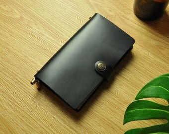 Leather Journal Notebook Personalized Leather Journal Leather Notebook