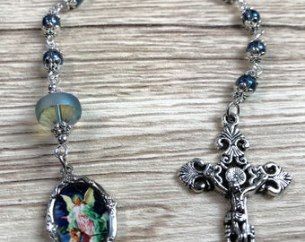 Guardian Angel One Decade Rosary Chaplet
