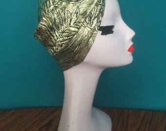 Beautiful Vintage style turban