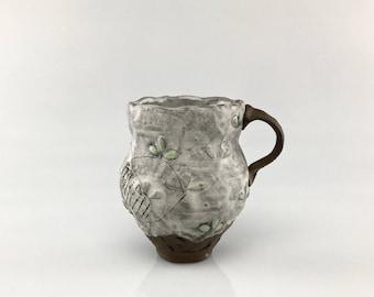 Handmade Ceramic Espresso Mug