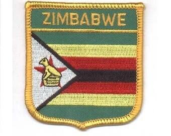 Zimbabwe Patch