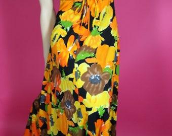 Jack Hartley 1970's Hippy Festival Dress