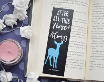 Bookmark After all this time quote 36