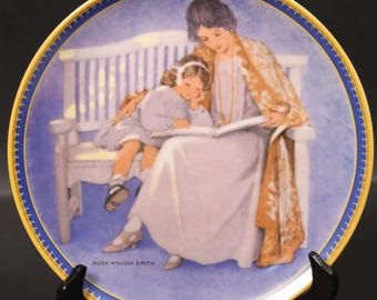Mother's Day by Jessie Willcox Smith, from the Childhood Holiday Memories collection. (CGP-8084)
