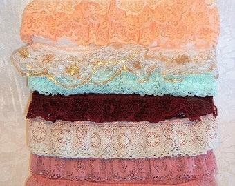 Lot of Lace Trim