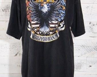 Vintage 1996 Harley Davidson UTAH T-shirt