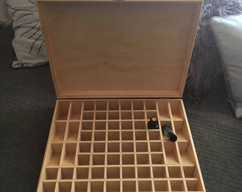 Essential Oil Box 68 slot mixed