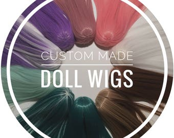 Custom Handmade Monster High/Ever After High Wigs