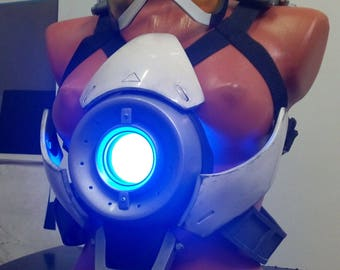 Overwatch Tracer Classic Cosplay Replica
