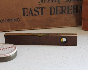 Vintage Spirit Level/Spirit Level/Rabone Spirit Level/DIY/Vintage Tool/(Ref1957B)
