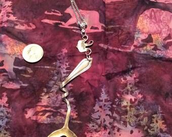 Mermaid ~ Pendant ~ Fan Pull ~ Spoon and Fork Jewelry