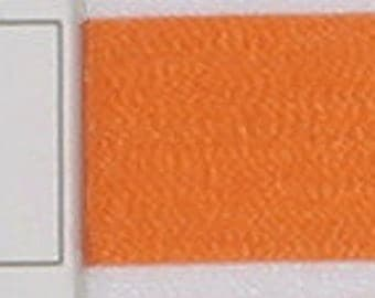 Spool of thread sewing polyester 1 000 m BRUNEEL France TC120 / 179 Orange