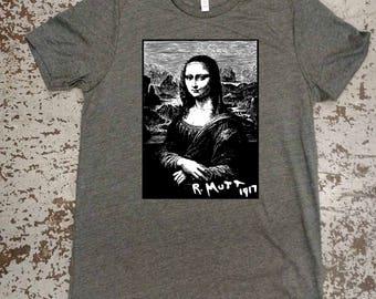 Leonardo da Vinci VS. Marcel Duchamp