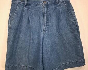 Vintage Liz Claiborne Jean Shorts