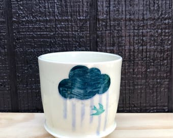 Rainy Clouds Cup