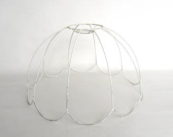 Lampshade frame wire frame authentic vintage lampshade wire lampshade frame wire frame authentic vintage lampshade wire frame lampshade frame pendant 6a8gfak31 greentooth Images