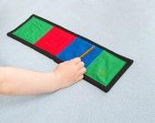 Montessori Materials, Montessori Math, Introduction To The Decimal Mat, Montessori math material, kindergarten Math, Gifts for Teachers