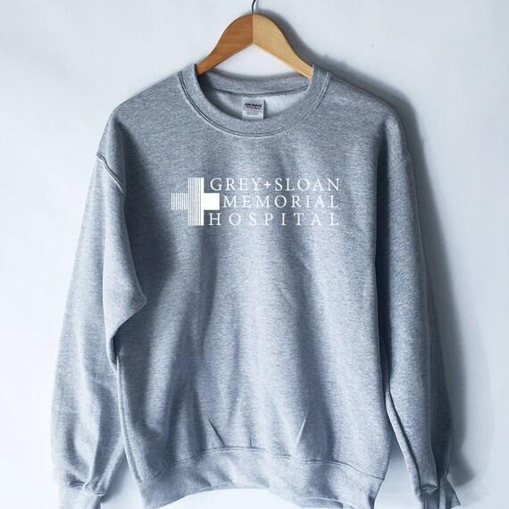 Grey Sloan Memorial Hospital T-Shirt Grey's Anatomy