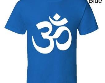 Om Symbol yoga tshirt,yoga clothing,mindfulness,meditation,om,chakras,asanas,yoga gear,yoga apparel,keep calm tshirts,mantras,kids tshirts