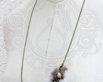 "Necklace ""A little piece of heaven"""