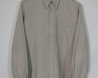 Vintage Grey Shirt