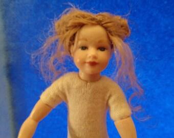 HEIDI OTT Doll 10cm/ For Doll House/90s/Hard to find!
