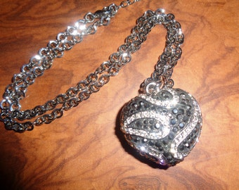 Gothique pendant 80s/Made from real Touaregs from Sahara! Beautiful and RARE!