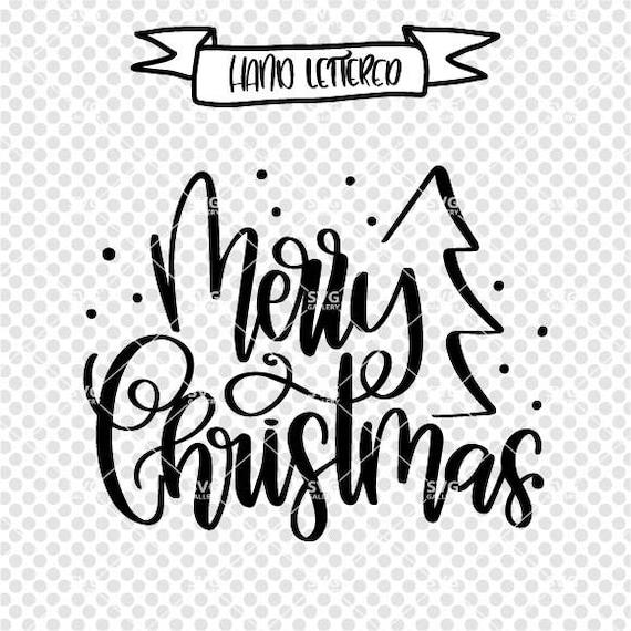 Download Merry Christmas svg Christmas SVG Digital cut file winter
