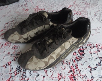 Coach Sneakers Size 8 1/2 M