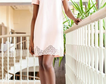 different colors Tunica Rigana, elegant dress, dress, evening dress, dress of direct silhouette