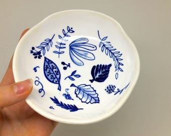 Leafy Small Plate