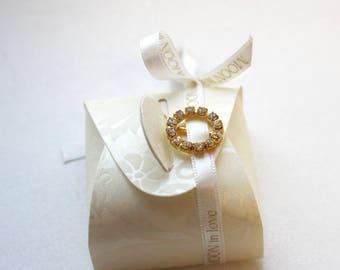 Small Jewelry Gift Box, White Gift Box, Wedding Gift Box, Small Gift Box,  Engagement Gift Box, Birthday Box, Unique Gift Box