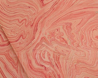 Artisan Spirit Sandscapes-Light Coral Cotton Fabric from Northcott Studios
