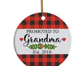 Engagement Christmas Ornament First Christmas Ornament