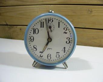 Alarm clock Japy of the 60's - alarm clock Japy Of the 50's